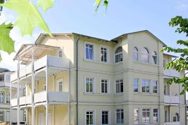 Villa Strandmuschel an der Küste im Ostseebad Göhren