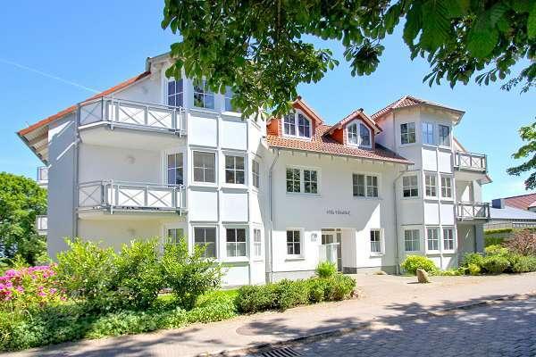 Villa Vilmblick direkt an der Boddenküste