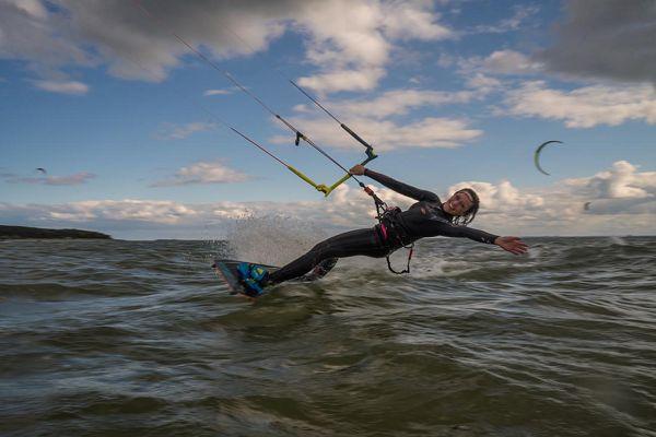 Kitesurfen Rügen