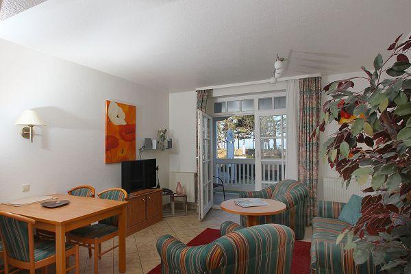 Ferienwohnung 21 im Aparthotel Ostsee