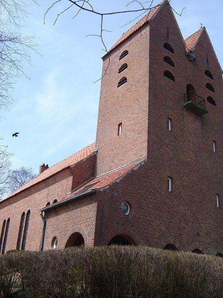 Kirche im Ostseebad Göhren