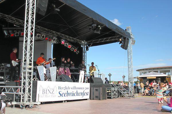 Konzerte im Ostseebad Binz