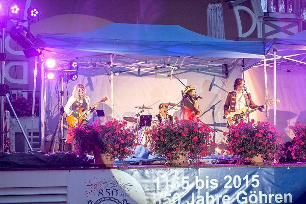 Konzert im Ostseebad Göhren