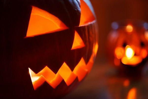 Halloween auf Rügen