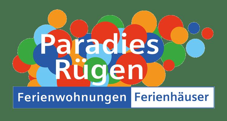 Logo von Paradies Rügen - Ferienwohnungen und Ferienhäuser