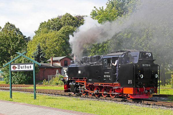 Der Rasende Roland in Putbus
