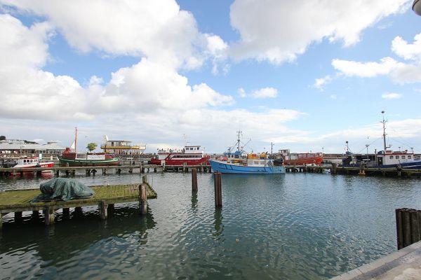 Saisoneröffnung im Sassnitzer Hafen