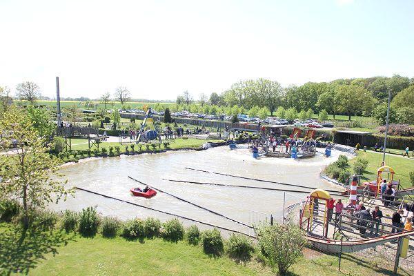See im Rügen-Park in Gingst