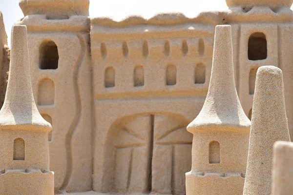Sandskulpturen Festival Binz