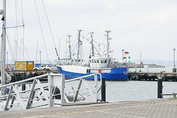 Sassnitzer Hafen