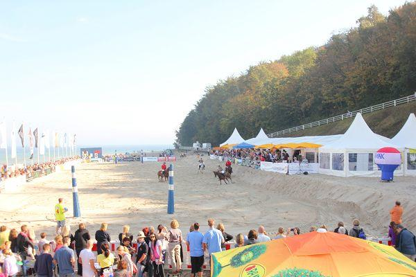 Beach Polo Cup im Ostseebad Sellin