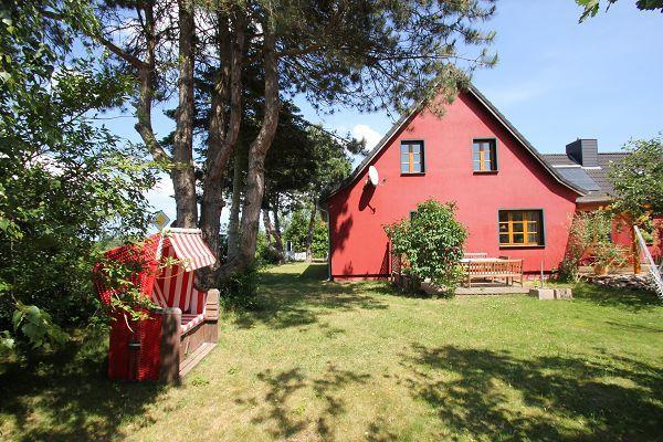Ferienhaus Utkiek im Ostseebad Thiessow
