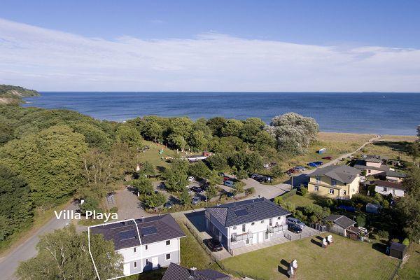 Strandnahes Ferienhaus in Göhren auf Rügen - Villa Playa